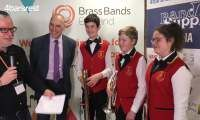 Interview with Tewit Youth Intermediate Band