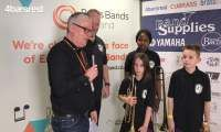 Interview with Hounslow Junior Brass