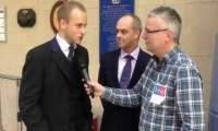 British Open 2013 - Interview with Allan Ramsay and Glenn Van Looy