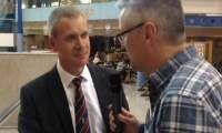 British Open 2013 - Interview with Philip Harper