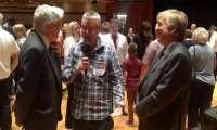 British Open 2013 - Interview with Adjudicators