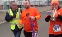 Interview with Huddersfield marathon stars