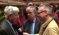 Interview with David Read MBE and Stephen Roberts