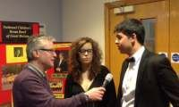 Interview with members of the National Youth Band of Great Britain