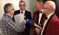 Interview with Whitburn Band