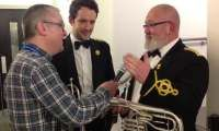 Interview with Tongwynlais Temperance Band
