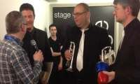 Interview with Paris Brass Band.