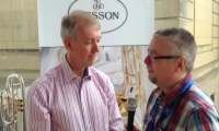 Interview with Tim Barrett of Besson Musical Instruments