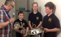 Interview with 1st Old Boys Youth Band