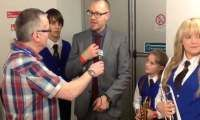 Interview with Rochdale Youth Band