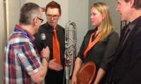Interview with Liberty Brass Band Junior