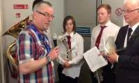 Interview with Carnoustie & District Youth Band