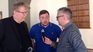 Interview with Paul Hughes and Yngve Nikolaisen