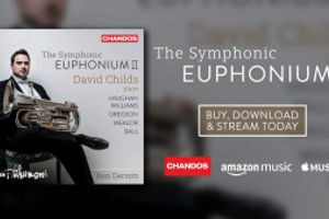David Childs: The Symphonic Euphonium Vol II