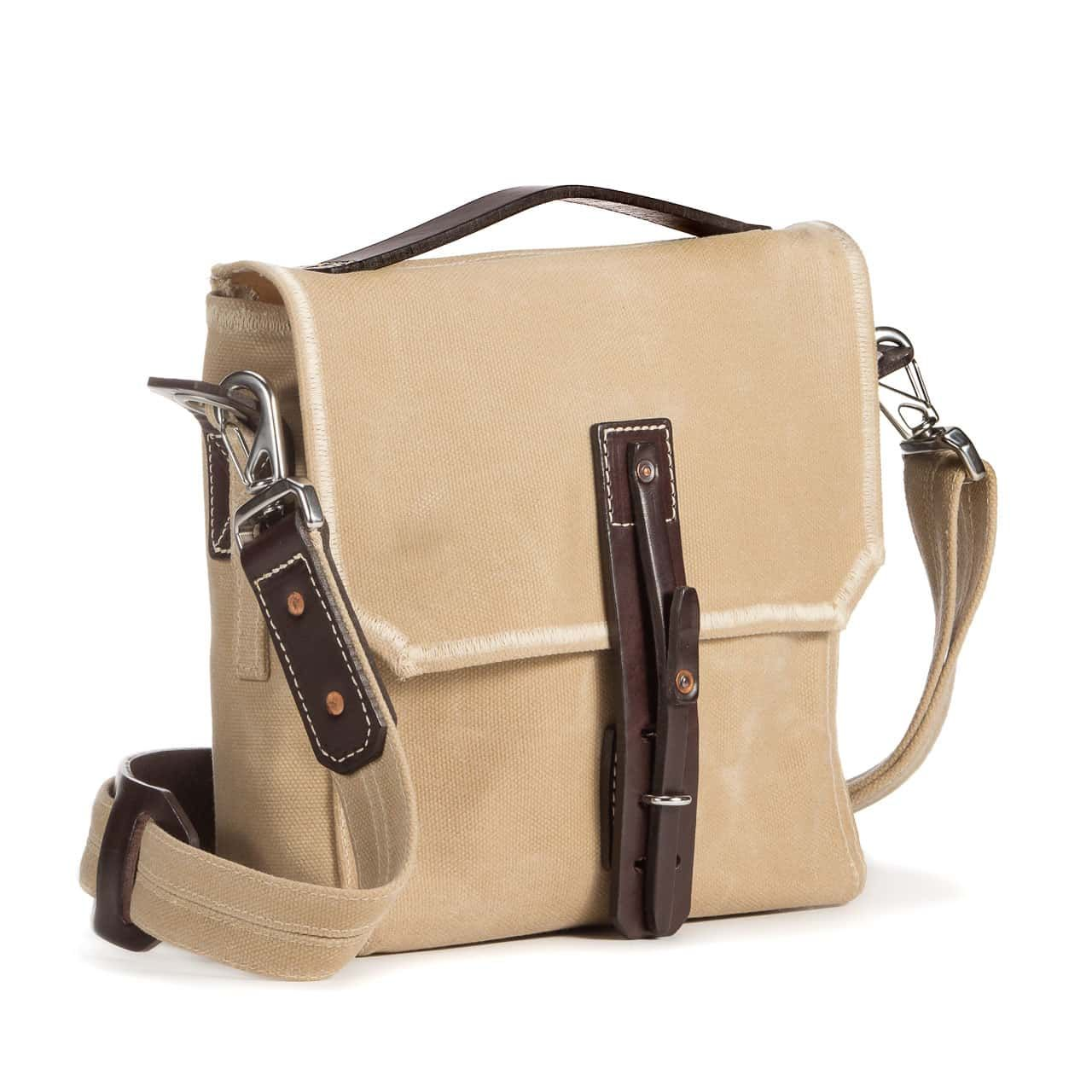 Indiana Gear Bag in Color Sand Front