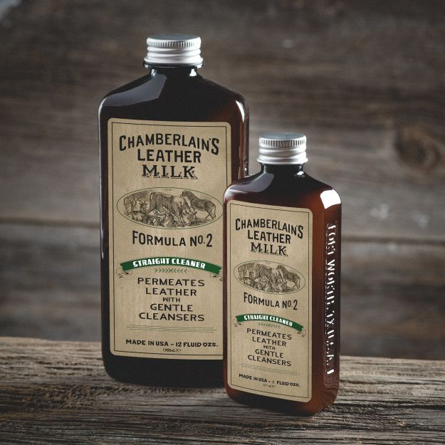 chamberlain's leather milk no. 2
