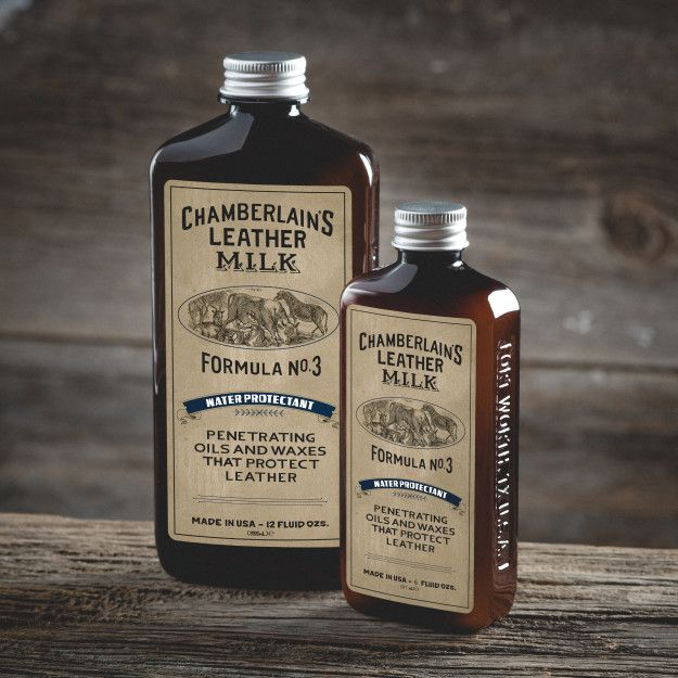 chamberlain's leather milk no. 3