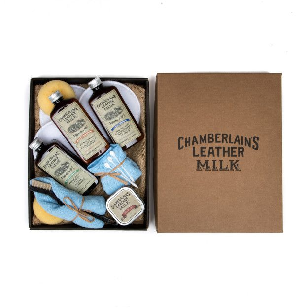 Leathermilk Restoration Kit