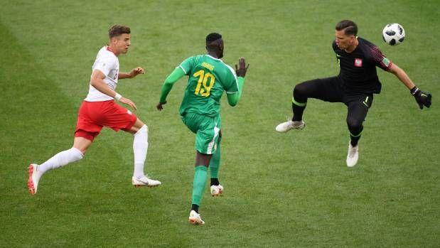 【千奇百趣】塞內加爾旗開得勝,球衣竟成贏波功臣?