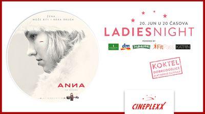 "Koktel dobrodošlice, zakuska i pokloni uz film ,,Ana"" u bioskopu Cineplexx"