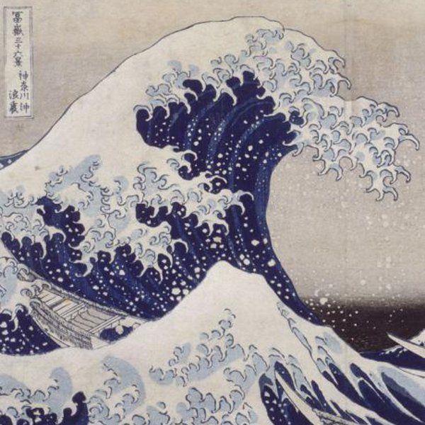 Hokusai et l'origine des mangas