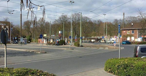 DVG baut Straßenbahnhaltestelle barrierefrei aus: Bahnhofsplatz-Ausbau in Dinslaken startet im Mai