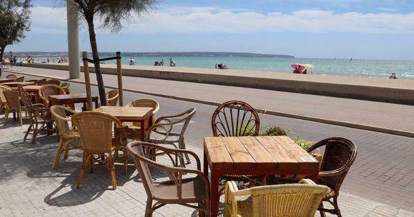 Corona-Lockerungen in Spanien: Gastronomen auf Mallorca dürfen spätabends öffnen
