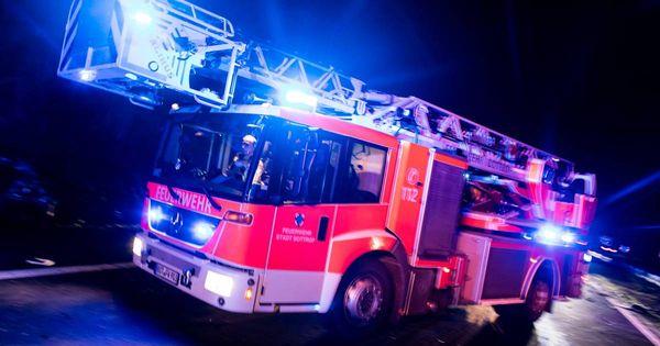 Brand in Greven: Mensch bei Feuer in Gartenlaube im Münsterland getötet