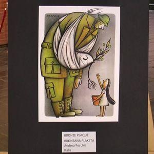 Izložba antiratne karikature od 20. oktobra