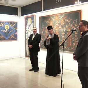 """""""Freske Kosova i Metohije"""" u Narodnom muzeju"""