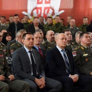 Svečano u Pančevu: Specijalna brigada obeležila slavu