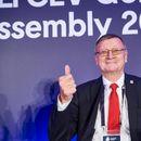 Vujko: Čestitke Aleksandru Boričiću na reizboru za predsednika CEV-a