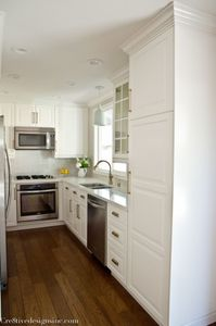 White Cabinet Kitchen Designs Kitchen Buying Guide Tall