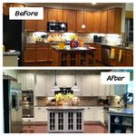 Refinish Kitchen Cabinets Fiestund