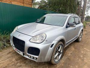 Porsche Cayenne 2003