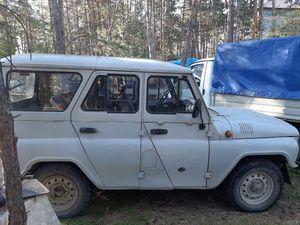 УАЗ 3151 2002