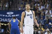 「德國槍」在甲骨文的最後戰役—Dirk Nowitzki, Dallas Mavericks & Golden State Warriors