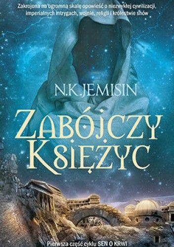 Zabójczy Księżyc - Nora K. Jemisin