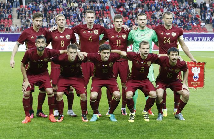 世界盃列強檢閱 (一) 俄羅斯