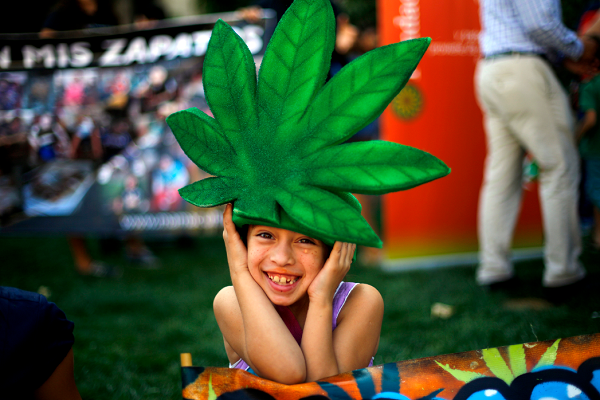 Despite the fears of marijuana opponents, teens aren't smoking more weed in legal states