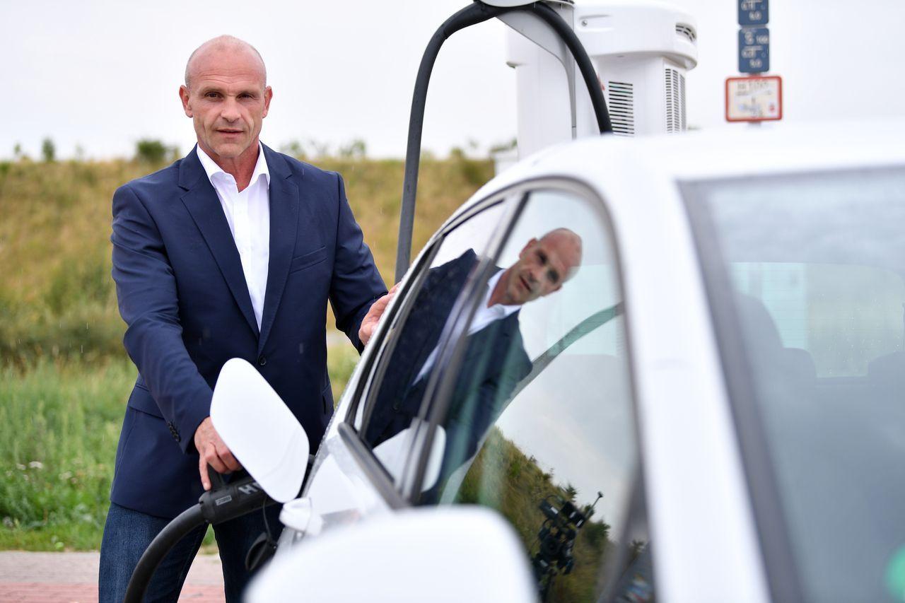 大众汽车ID.3项目负责人乌布里希。