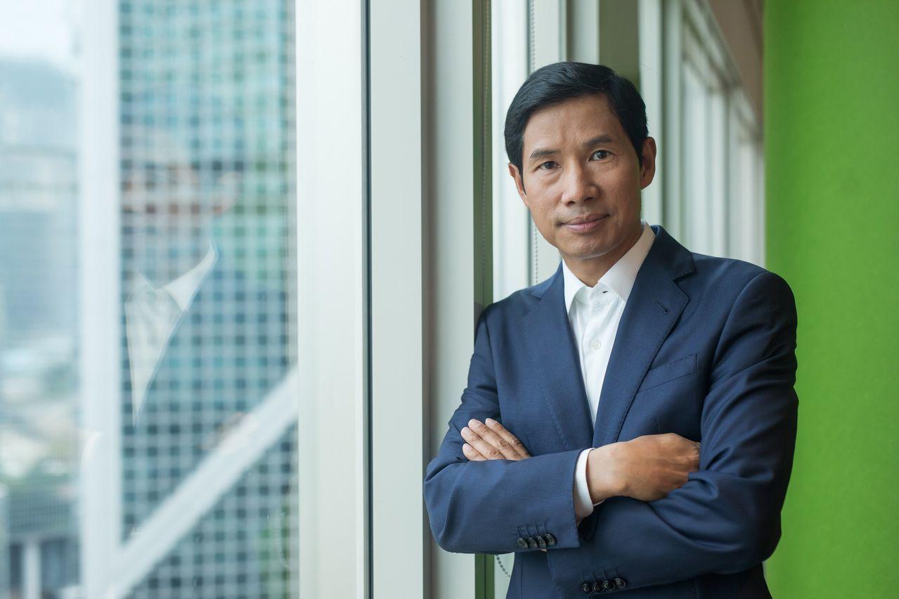 Primavera Capital Acquisition董事长胡祖六2019年在香港。