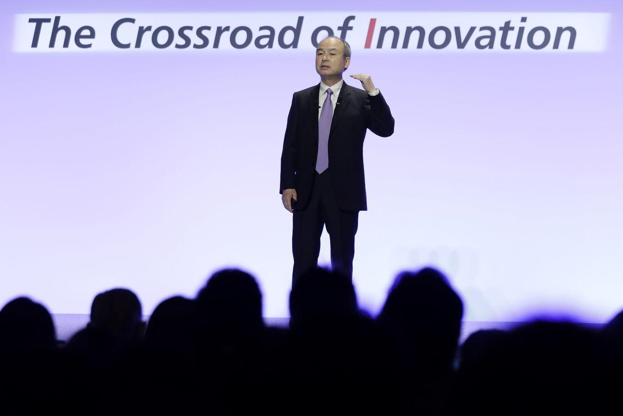 软银CEO孙正义几年前决定将改革集团的主要业务从通信转向科技投资。