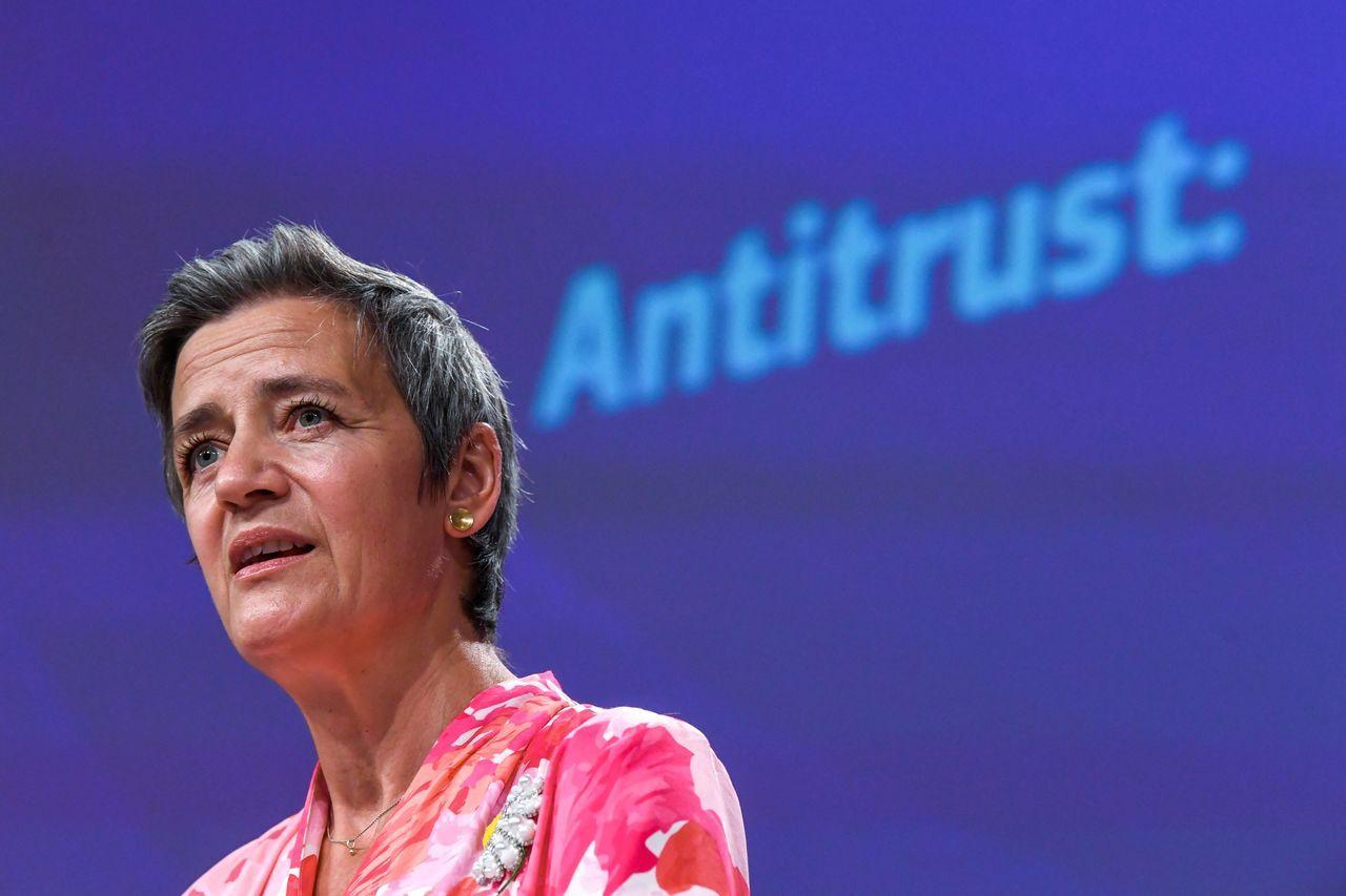 玛格丽特 ·维斯塔格已是欧盟的最高反垄断执法者。