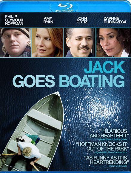 Jack uczy się pływać / Jack Goes Boating (2010) PL LiMiTED BRRiP XViD-SLiSU / LEKTOR PL