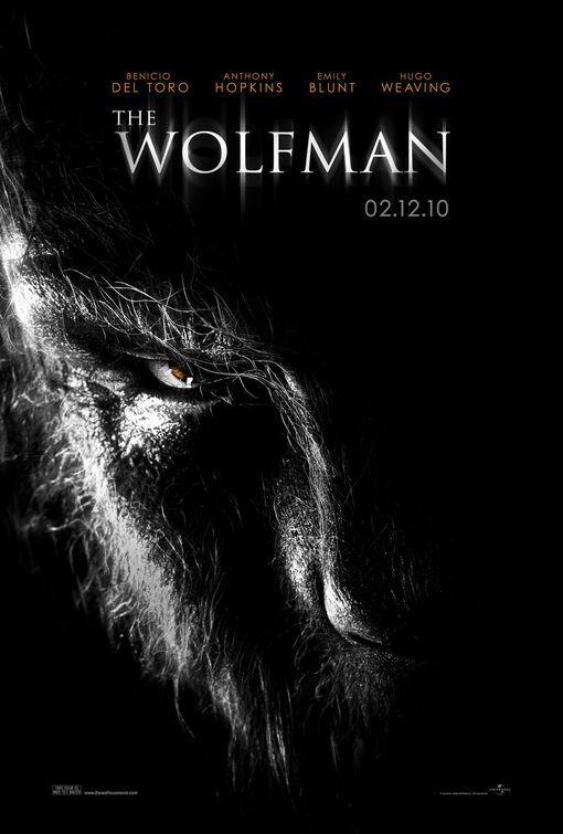 Wilkołak / The Wolfman [Lektor PL] [DVDRIP rmvb]