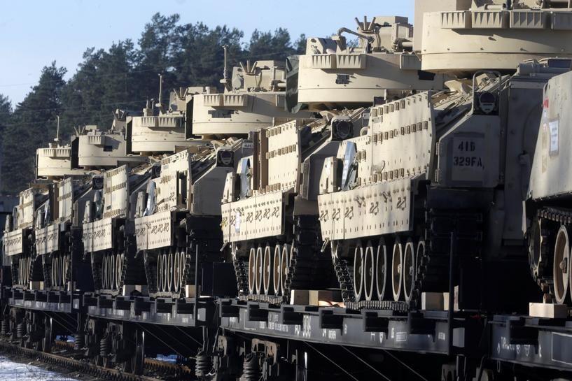 Russia calls NATO moves in Baltics, Poland and Germany a threat: RIA