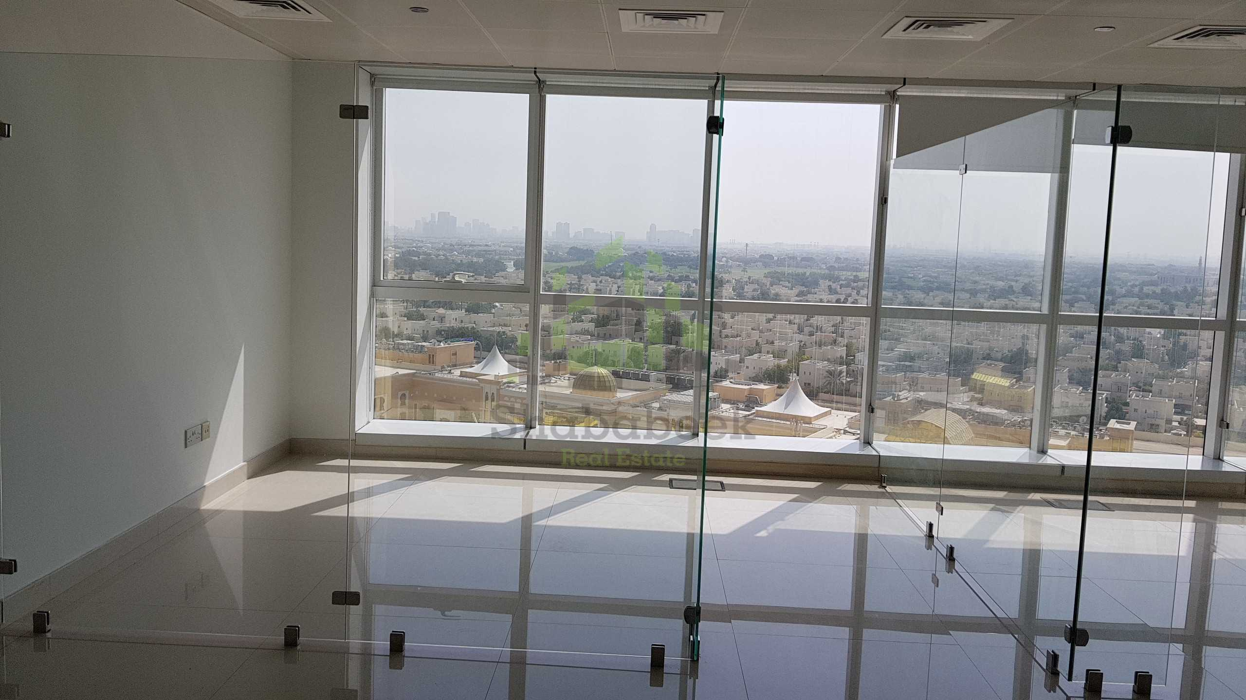 Fitted Office With Glass Partition,  JBC2