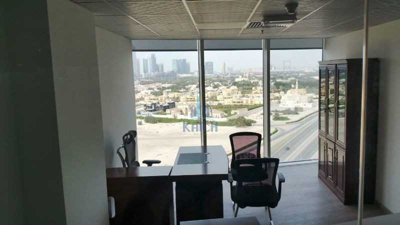 Fully Furnished And Serviced Office Space