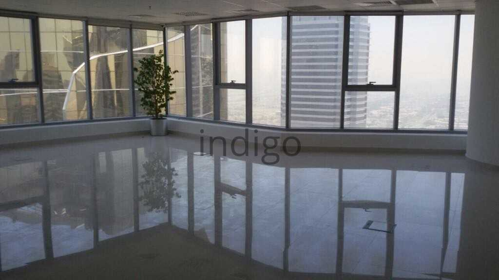 Spacious Fitted Office | Stunning Views | JLT
